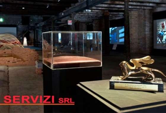 Allestimento 56° Biennale #Venezia
